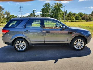 2012 Ford Territory SZ TS Grey Sports Automatic Wagon.
