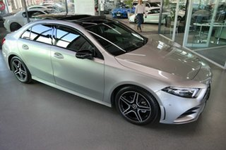 2019 Mercedes-Benz A-Class V177 800MY A200 DCT Silver 7 Speed Sports Automatic Dual Clutch Sedan