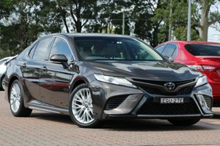 2018 Toyota Camry GSV70R SL Bronze 8 Speed Sports Automatic Sedan.