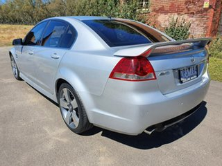 2013 Holden Commodore VE Series II SV6 Z Series Silver Sports Automatic Sedan