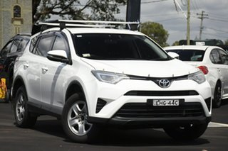 2016 Toyota RAV4 ALA49R GX AWD White 6 Speed Sports Automatic SUV.