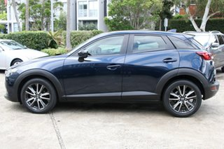 2015 Mazda CX-3 DK S Touring (FWD) Deep Crystal Blue 6 Speed Automatic Wagon