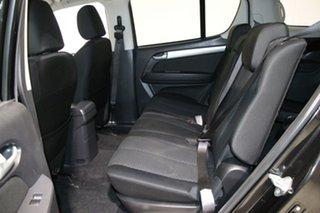 2015 Isuzu MU-X UC MY15 LS-U (4x4) Black 5 Speed Manual Wagon