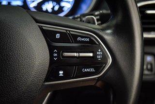2018 Hyundai Santa Fe TM MY19 Elite Silver 8 Speed Sports Automatic Wagon
