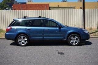 2007 Subaru Outback 3Gen Luxury Blue Sports Automatic SUV.