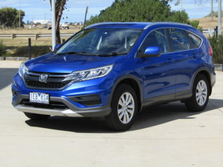 2015 Honda CR-V RM Series II MY16 VTi 5 Speed Automatic Wagon.