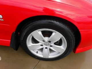 2003 Holden Crewman VY II SS Red 4 Speed Automatic Utility
