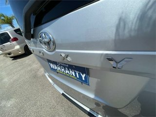 2010 Toyota Voxy Silver Wagon
