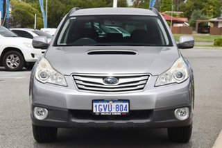 2010 Subaru Outback B5A MY10 2.0D AWD Steel Silver 6 Speed Manual Wagon