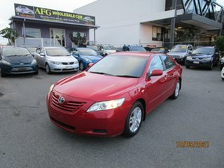 2007 Toyota Camry ACV40R 07 Upgrade Altise Red 5 Speed Automatic Sedan.