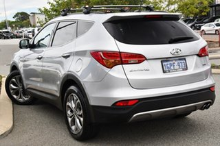 2012 Hyundai Santa Fe DM MY13 Highlander Silver 6 Speed Sports Automatic Wagon.