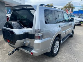 2019 Mitsubishi Pajero NX MY19 Exceed Silver 5 Speed Sports Automatic Wagon