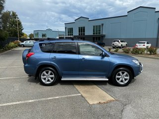 2006 Toyota RAV4 ACA33R Cruiser Blue 4 Speed Automatic Wagon