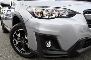 2020 Subaru XV G5X MY20 2.0i Premium Lineartronic AWD Silver 7 Speed Constant Variable Wagon.