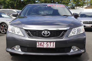2012 Toyota Aurion GSV50R AT-X Dark Grey 6 Speed Sports Automatic Sedan.