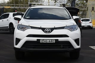 2016 Toyota RAV4 ALA49R GX AWD White 6 Speed Sports Automatic SUV