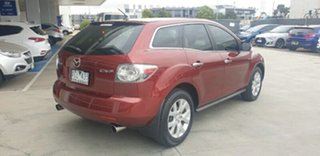 2009 Mazda CX-7 ER1031 MY07 Luxury Red 6 Speed Sports Automatic Wagon.