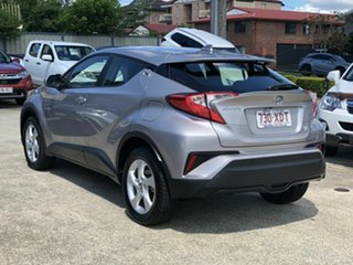 2017 Toyota C-HR NGX10R S-CVT 2WD Silver 7 Speed Constant Variable Wagon.