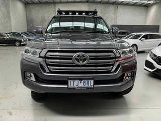 2020 Toyota Landcruiser VDJ200R VX Grey 6 Speed Sports Automatic Wagon.