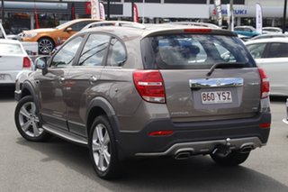 2015 Holden Captiva CG MY16 LTZ AWD Bronze 6 Speed Sports Automatic Wagon.