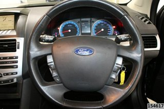 2008 Ford Falcon FG XR8 Black 6 Speed Auto Seq Sportshift Sedan