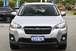 2020 Subaru XV G5X MY20 2.0i Premium Lineartronic AWD Silver 7 Speed Constant Variable Wagon