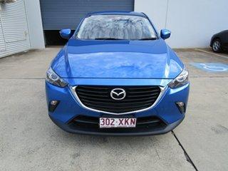 2017 Mazda CX-3 DK2W7A Neo SKYACTIV-Drive Blue 6 Speed Sports Automatic Wagon.