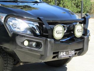 2015 Mazda BT-50 UR0YF1 XTR Black 6 Speed Sports Automatic Utility.