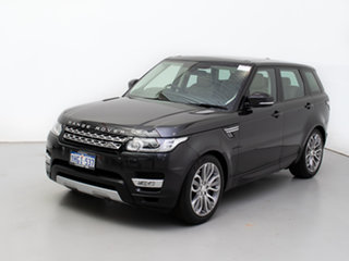 2014 Land Rover Range Rover LW Sport 3.0 SDV6 HSE Grey 8 Speed Automatic Wagon