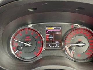 2016 Subaru WRX V1 MY17 STI AWD Red 6 Speed Manual Sedan