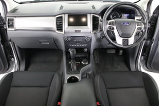 2016 Ford Everest UA Trend Silver 6 Speed Automatic SUV