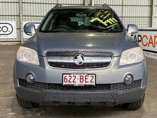 2009 Holden Captiva CG MY09 CX AWD Grey 5 Speed Sports Automatic Wagon