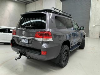 2020 Toyota Landcruiser VDJ200R VX Grey 6 Speed Sports Automatic Wagon