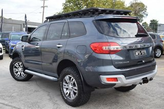 2015 Ford Everest UA Titanium Grey 6 Speed Sports Automatic SUV