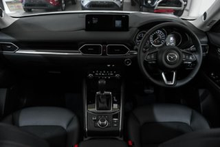 2021 Mazda CX-5 KF4WLA GT SKYACTIV-Drive i-ACTIV AWD SP White 6 Speed Sports Automatic Wagon.