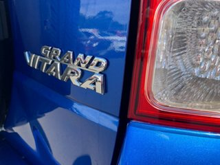 2007 Suzuki Grand Vitara JB Type 2 Trekker Blue 5 Speed Automatic Wagon