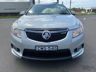 2012 Holden Cruze JH Series II MY13 SRi-V Silver 6 Speed Sports Automatic Sedan