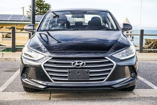 2017 Hyundai Elantra AD MY18 Active Black 6 Speed Sports Automatic Sedan