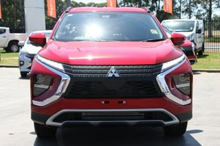 2021 Mitsubishi Eclipse Cross YB MY21 Aspire 2WD Sterling Silver 8 Speed Constant Variable Wagon