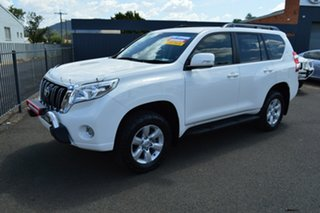 2017 Toyota Landcruiser Prado GDJ150R MY16 GXL (4x4) 6 Speed Automatic Wagon