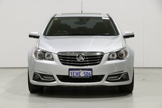 2013 Holden Calais VF V Silver 6 Speed Automatic Sedan