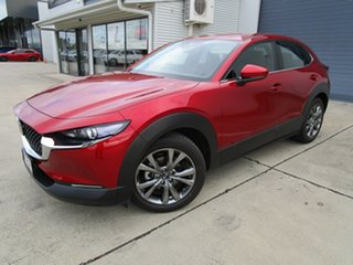 2020 Mazda CX-30 DM2W7A G20 SKYACTIV-Drive Astina Red 6 Speed Sports Automatic Wagon.