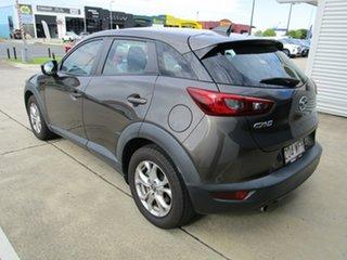 2016 Mazda CX-3 DK2W7A Maxx SKYACTIV-Drive Titanium Flash 6 Speed Sports Automatic Wagon