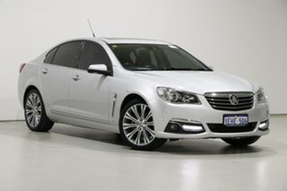 2013 Holden Calais VF V Silver 6 Speed Automatic Sedan.