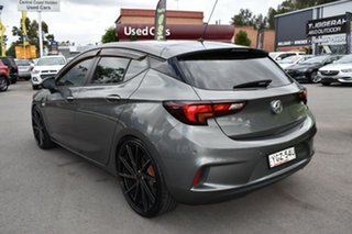 2018 Holden Astra BK MY18.5 R Cosmic Grey 6 Speed Sports Automatic Hatchback
