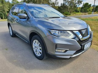 2018 Nissan X-Trail T32 Series II ST-L Grey Constant Variable Wagon.