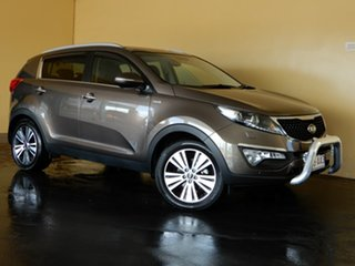 2015 Kia Sportage SL Series 2 MY15 Platinum (AWD) Brown 6 Speed Automatic Wagon