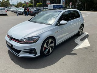 2018 Volkswagen Golf 7.5 MY18 GTI DSG Silver 6 Speed Sports Automatic Dual Clutch Hatchback.