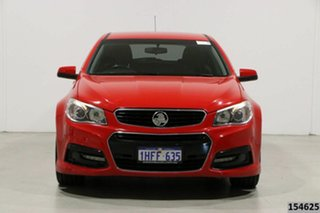 2013 Holden Commodore VF SS Red 6 Speed Automatic Sportswagon.