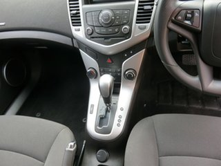 2012 Holden Cruze JH Series II MY13 CD Silver 6 Speed Sports Automatic Sedan